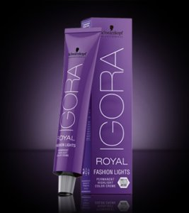 Couleur Igora Royal